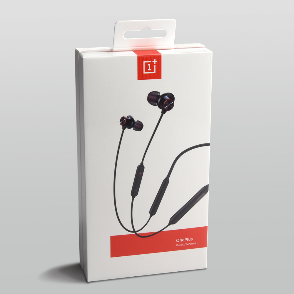 HOT SALE] Original OnePlus Bullets Wireless 2 Earphones AptX