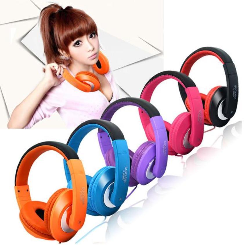 все цены на 2017 New HOT Mosunx 6 Colors Stereo Earphone Headband PC Notebook Gaming Headset Microphone  J18 онлайн