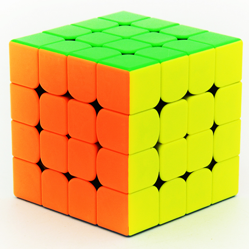 GAN460 M 4*4*4 Magnétique Professionnel Magic Speed Cube GAN 460 Éducatifs 4x4x4 puzzle Jouets Pour Enfants L'apprentissage Cubo jouets magiques - 2