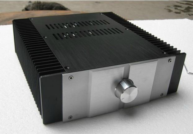 JC229 PASS Mini Full Aluminum Preamplifier Class A Amplifier Chassis / AMP Shell / Case / DIY Box (300 * 90 * 311mm) d 073 queenway 2612 blank cnc full aluminum small class a amplifier audio box amp case 260mm 120mm 311mm 260 120 311mm