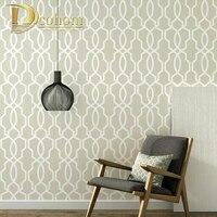 Geometric Hourglass Trellis Wallpaper Vinyl Graphic Lattice Wall Cover Paper Dark Blue/Gray