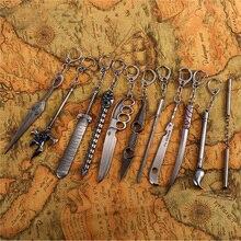 Naruto Metal Keychain (11 styles)