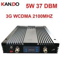 Nenhum interfer à estação base 5 w 37dbi 85dbi 3g repetidor agc/mgc 3g 2100 mhz impulsionador de sinal repetidor wcdma alta qualidade