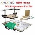 LED BDM Рамка 22 адаптера  работает для KESS V2 KTAG BDM 100 ECU Программатор и Fgtech Адаптер BDM Рамка инструмент программирования автомобильного ЭБУ