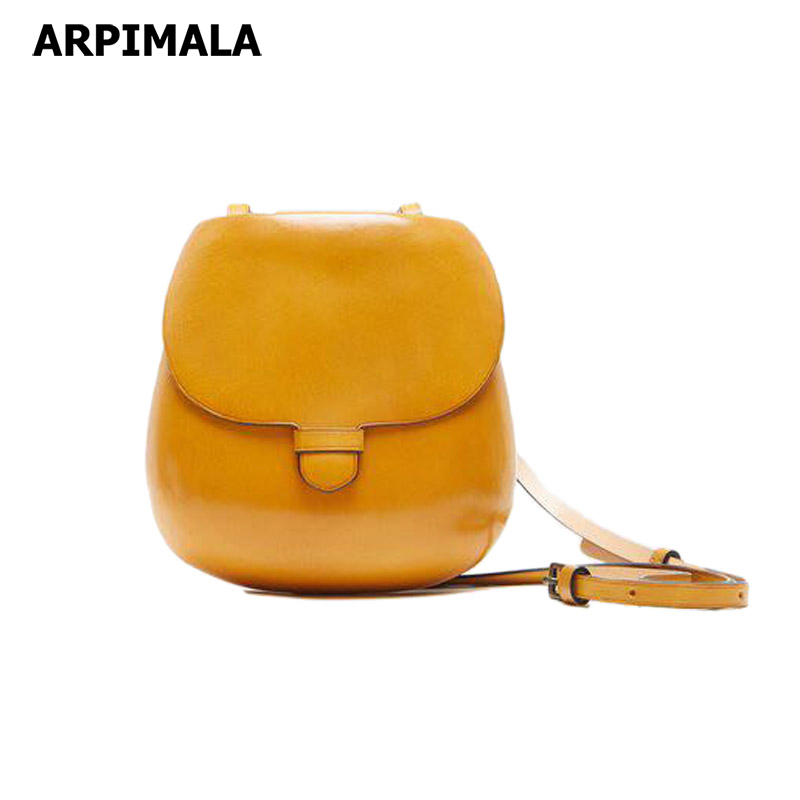 3837290a9e ARPIMALA Luxury Designer Saddle Bag Patent Leather Women Messenger Bags  Famous Brand Small Cover Cross Body