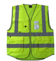 Reflective Safety Clothing sanitation Reflective vest Safety clothes V82907