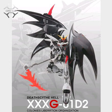 コミッククラブ在庫 MODLE ハートデスサイズ地獄ガンダム XXXG 01D2 ew MG 1/100 アクションアセンブリフィギュアロボット玩具
