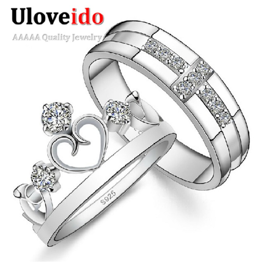 15% Off Wedding Rings For Men And Women Bijouterie Silver
