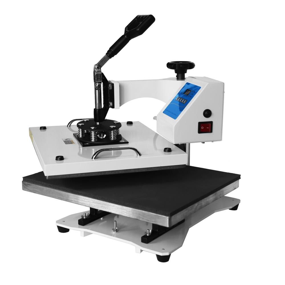 Multifunctional Digital 9 In 1 Combo Heat Press Machine For Printing T-shirt/Mug/Cup/Plate/Hat/Flat/Shoes/Sock/ Glove
