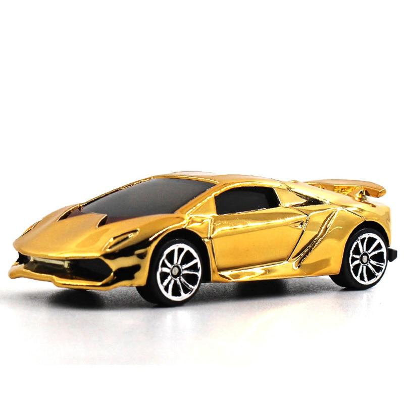 Sedan Sport Cars: 1:64 Alloy Car Model Sports Car Series Lanbogini Super Car