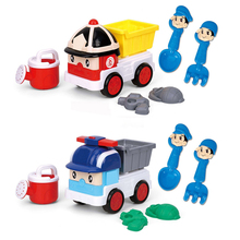 Beach Toys Children's Beach Play Water Play Sand Car Set Play Sand Outdoor Toys Summer Stalls Hot Sale for Kids