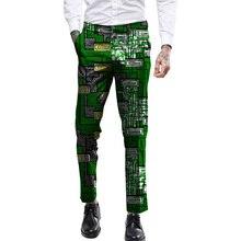 Ankara Print Pants