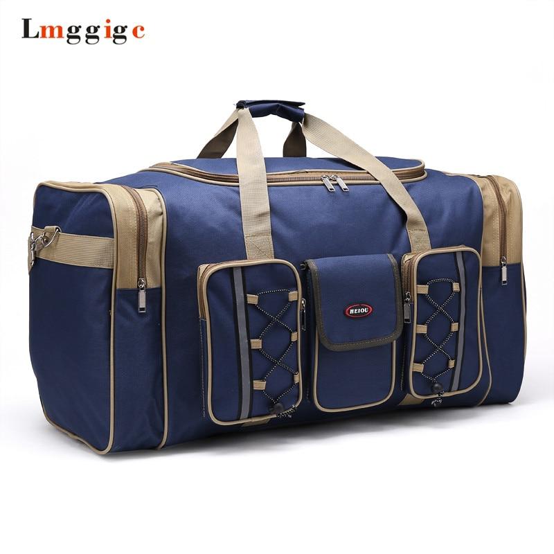 Canvas Travel bag,Fashion Women Duffle,Cabin luggage,Large capacity Handbag, Shoulder Bag ,40*36*14 CM Zipper Suitcases