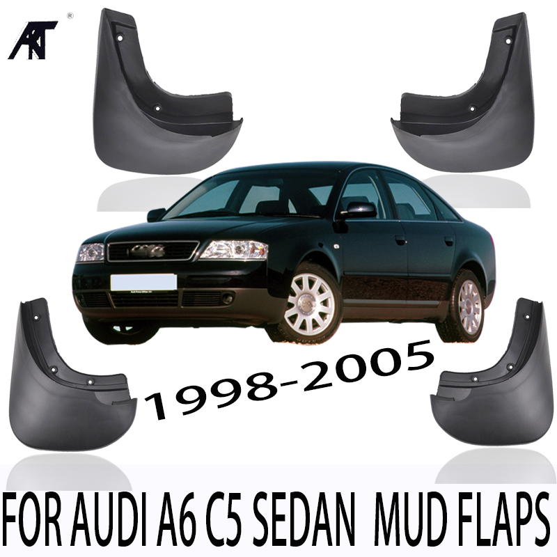 4pcs Mud Flaps Splash Guards Mudguard For 1998 2000 2001 2003 Honda Civic Sedan