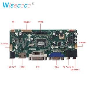 Image 5 - 12.1 インチの hdmi 液晶 TFT 800*600 (ピクセル) 41 とピンの LVDS 、 VGA スピーカー制御ドライバボード工業用製品