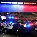 3 W/led de alta potência barra de luz estroboscópica azul Vermelho Âmbar Branco 12 v Carro DA POLÍCIA Bombeiro EMS Emergência sinal de perigo flasher lanternas