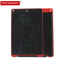 12 inch Smart LCD Writing Tablet Electronic Digital Handwriting Drawing Pad Message Board Notepad with Erase Button for Kids