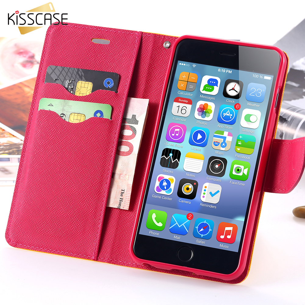 iphone cases 5c kisscase for apple iphone 5 5s se 5c leather cases wallet 3308