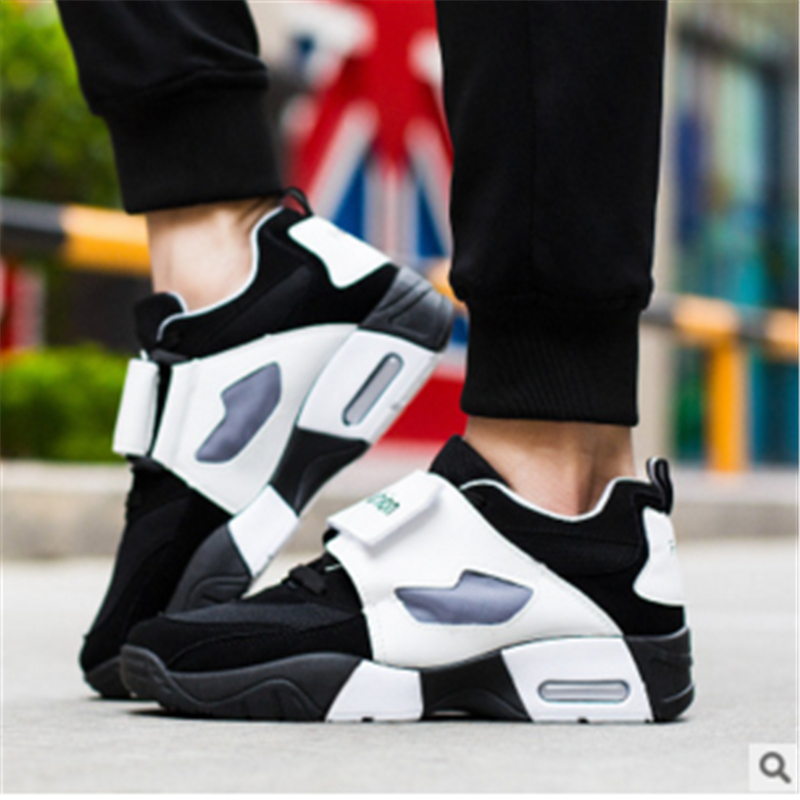 Hot season of 2017 summer men s leisure shoes fashion wear resisting breathable net shoe men