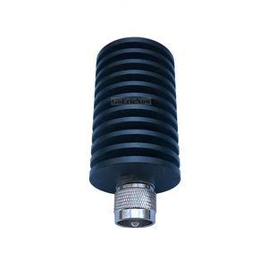 Image 4 - 1 stuks RF Coaxiale 50 W U Stijl UHF PL259 M mannelijke connector 50 ohm DC 1GHz Dummy load Plug