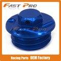 Billet Engine Oil Plug Tapa Para Husqvarna TC85 TC125 TE125 TC250 TE250 TC250 TE300 FC350 FC450 FE250 FE450 FE501 14-15
