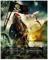 Pirates Of The Caribbean Film Johnny Depp Art Wall Decor Silk Print Poster(China)