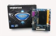Pt55d motherboard DDR3 atom d525 mini 1.8G d525 itx