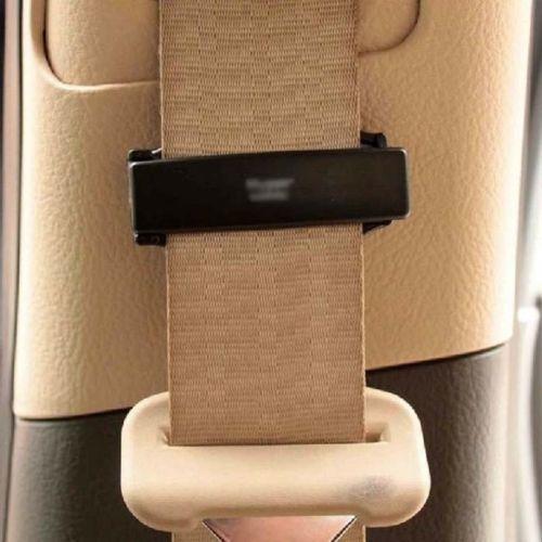 2 pcs Universal 65mm * 25mm Ajustável Car Auto Cinto de Segurança Do Assento Bloqueio Clipe Rolha