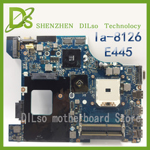 LA-8126 E445 laptop motherboard REV1.0 for lenovo E445 la-8126 motherboard new motherboard 100% tested  цена 2017