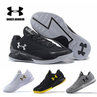 Under Armour UA CURRY V1 ONE LOW Basketball shoes zapatillas hombre Sneakers Men deportiva Male high top Men Light Sports Shoes