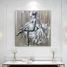 Laeacco Abstract Watercolor Wall Artwork Graffiti Posters and Prints Canvas Painting Nordic Home Decoration Living Room Decor