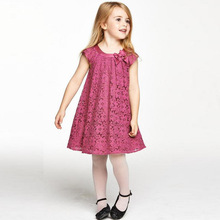 2016 summer new children's wear and Europe and the United States high-end Lace Princess Taobao explosion models 2019 explosion models europe and the united states sling v neck long dress print chiffon backless beach high quality