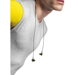 Image 5 - Original Philips SHE6000 Earphone Sport Headset In Ear Running Earpads for xiaomi Galaxy S9 S9Plus Official Certification