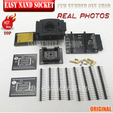 2019 latest version Easy-nand EASY NAND socket for iphone socket Easy NAND work with EASY JTAG plus