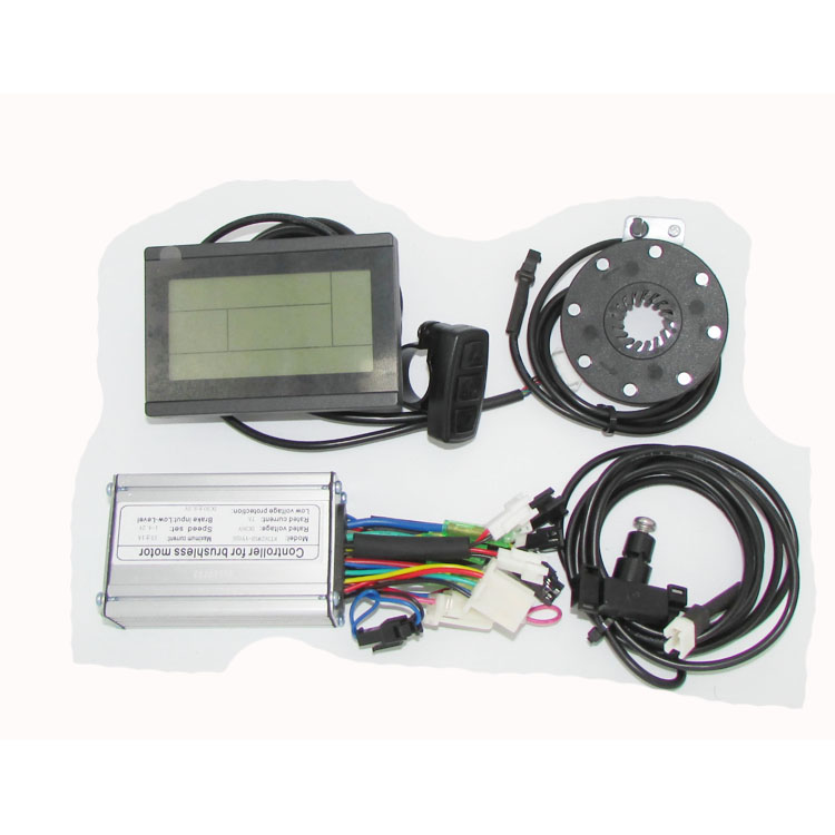 Free Shipping 36V controller LCD kit,LCD3 display PAS set for e-bike,hall sensor compatible,Free Shipping 36V controller LCD kit,LCD3 display PAS set for e-bike,hall sensor compatible,