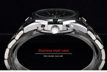Men's Classic Stainless Steel Watches 2 Colors