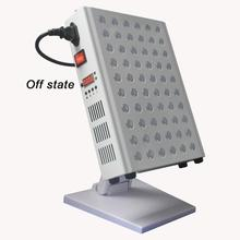 660nm 850nm Beauty Therapy Photon LED Facial Red Blue Light Skin Care Rejuvenation Wrinkle Acne Removal Face Spa Tool