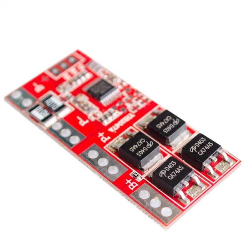 3 S 30A Max литий-ионный 18650 Батарея Зарядное устройство защиты и управления 12,6 В PCB BMS батареи защиты модуль