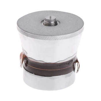 60W 40KHz Ultrasonic Piezoelectric Cleaning Transducer Cleaner High Performance 20khz 100w ultrasonic cleaning transducer pzt 8 waterproof corrosion resistant ultrasonic cleaner transducer