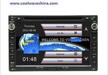 Viejo vw 2 din 7 pulgadas de coches DVD para VW Passat/JETTA/Bora/Polo/GOLF CHICO/SHARAN Ayuda Retrovisor/3G/Wifi