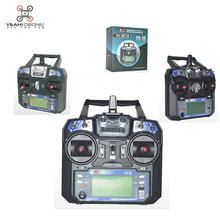 Flysky i6 FS-i6 FS I6 RC Transmitter and iA6b Receiver Controller for RC Quadcopter Helicopter Glider Receiver FPV 2A 2.4GHz 6C