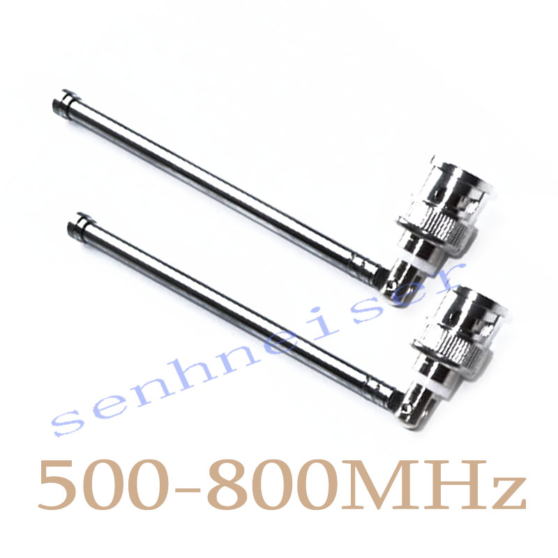 2Pcs Free SHipping G2 <font><b>Antenna</b></font> 500MHz-<font><b>800</b></font> <font><b>Mhz</b></font> For Sennheiser G2 Wireless Evolution Receiver & XS image