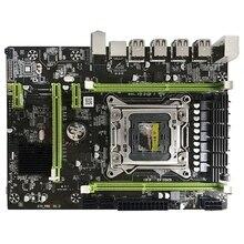 Płyta główna X79M Pro dla Intel Lga 2011 E5 2640 2650 2660 2680 Ddr3 1333/1600/1866Mhz 32Gb M.2 Pci E m atx płyta główna