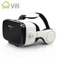 BOBOVR Z4 VR Box mini 3D glasses Virtual Reality goggles Google cardboard headset bobo vr headphone for 4.3-6.0 inch smartphone