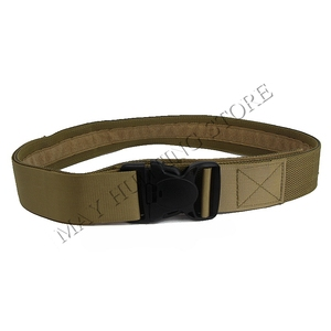 New Military Tactical Belt Combat Airsoft Paintball Hunting Shooting Utility Western Combat Belt Uniform Accessories(China)