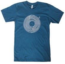 Kick-ass Vinyl Record Grooves men's t-shirt