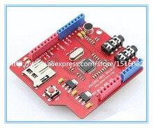 Música MP3 VS1053 USB-SD Shield para Arduino DIY Hacedor