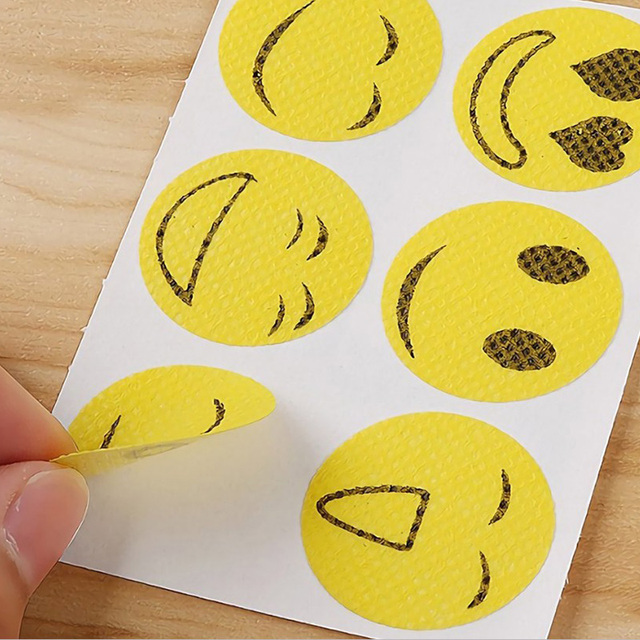 120pcs Mosquito Repellent Patches Stickers 100% Natural Non Toxic Pure Essential Oil Keeps Insects Far Away Camping Travel 4