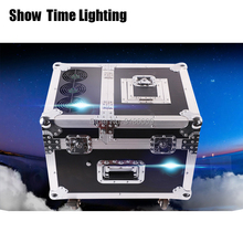 Fast ship professional Haze machine remote control Fog Smoke effect with flight case for stage effect as Fairytale wonderland