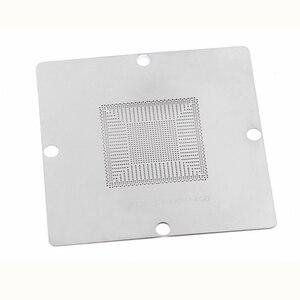 Image 1 - PS4 APU GPU CXD90044GB 0.5mm BGA Rework Reballing Stencil Templates 90x90